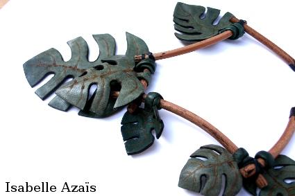 Affiche Azaïs collier